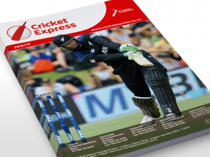 Cricket Express catalogue cover