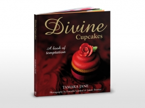 Divine Cupcakes cookbook cover