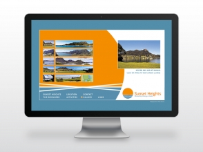 Sunset Heights website
