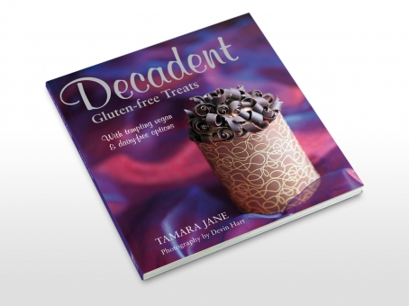 Decadent Treats cookbook cover