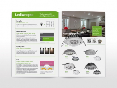 Ledionopto product sales brochure