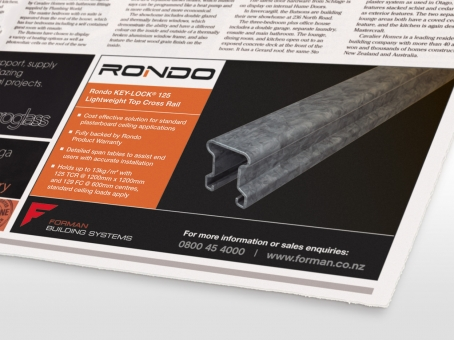 Rondo press advert