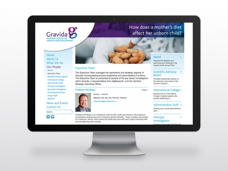 Gravida website