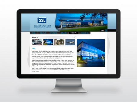 Secure Systems Limited website