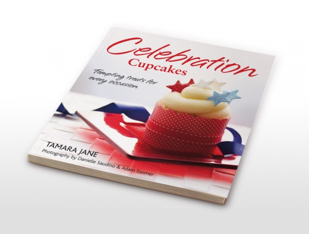 Celebration Cupcakes cookbook cover
