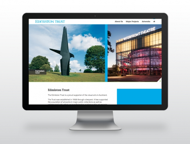 The Edmiston Trust website