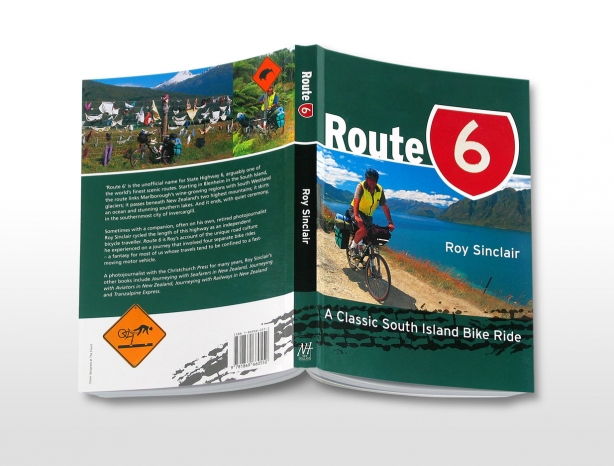 Route 6 book cover