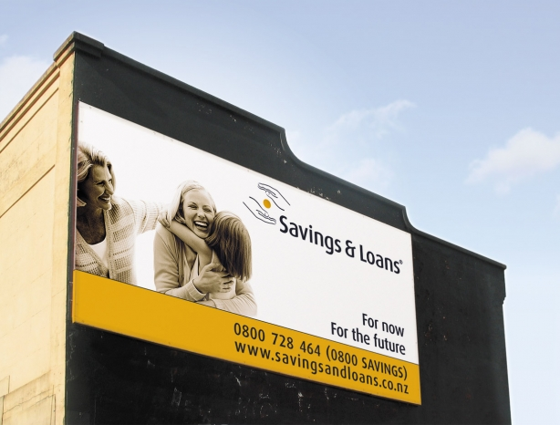 Savings & Loans billboard