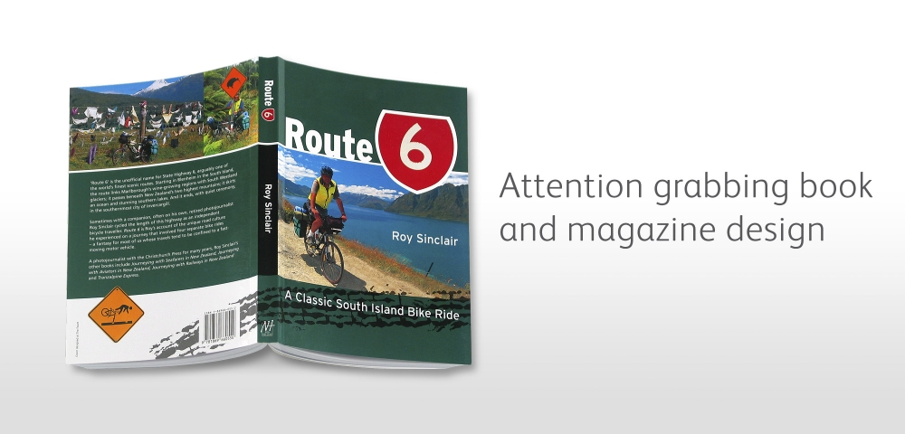 Book and Magazine Design